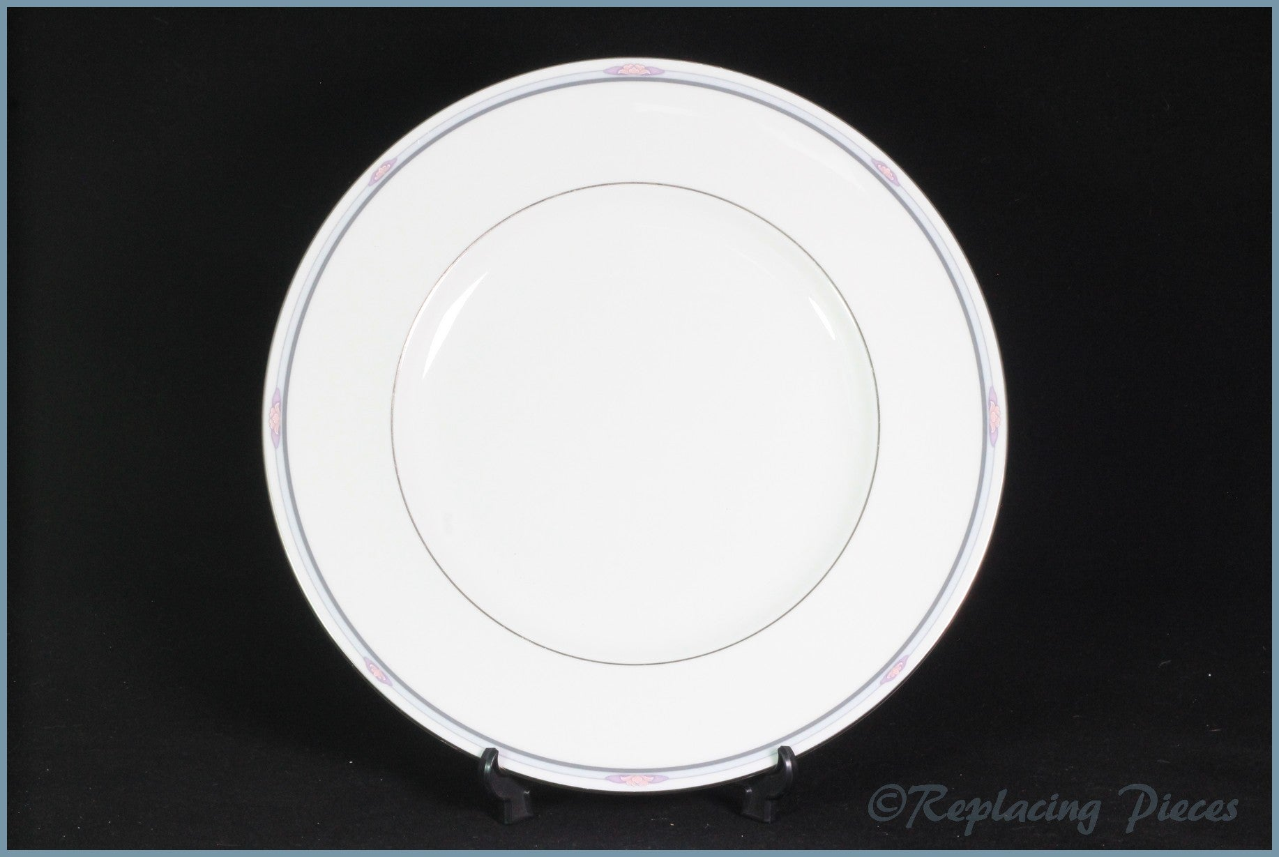"Royal Doulton - Simplicity (H5112) - 6 5/8"" Side Plate"