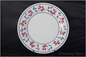 Staffordshire - Unknown 4 - Dinner Plate
