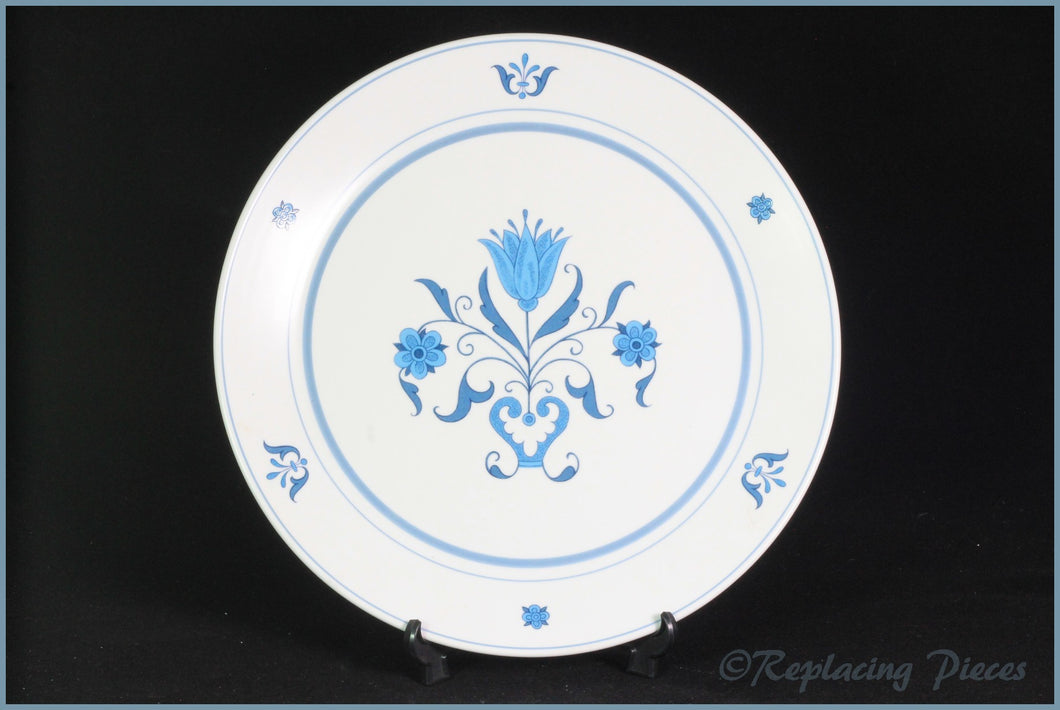 Noritake - Blue Haven - 8 3/8