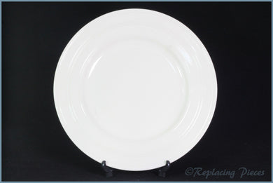 Wedgwood - Jasper Conran - Casual (Cream) - Dinner Plate