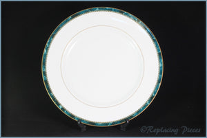 "Royal Worcester - Medici (Jade) - 6 1/4"" Side Plate"