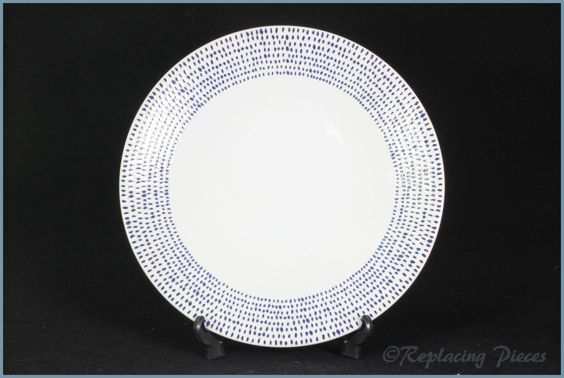 "Marks & Spencer - Lombard - 8 1/4"" Salad Plate"