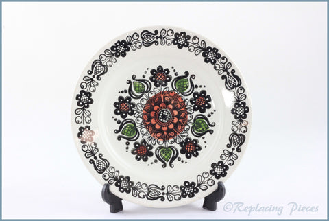 Broadhurst - Romany - Dinner Plate