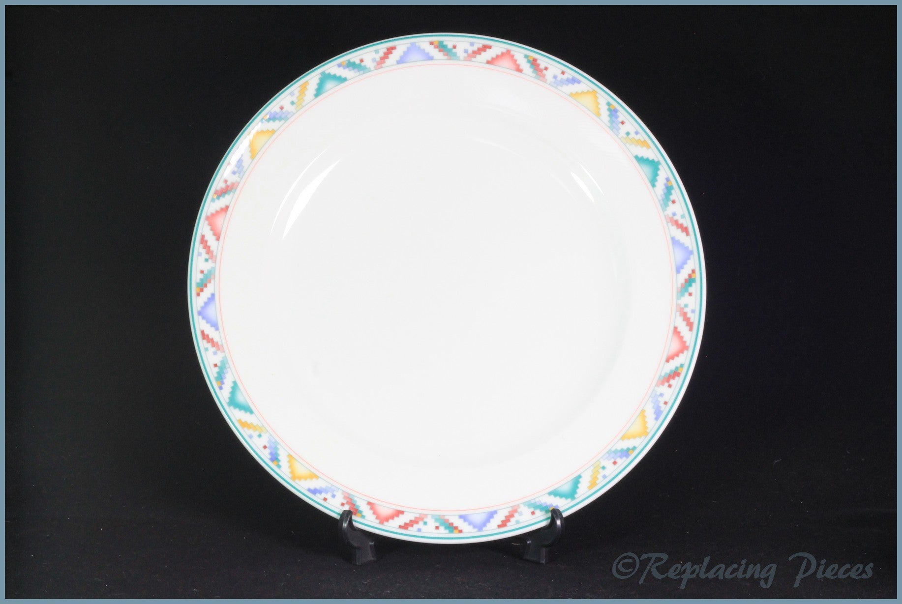 "Villeroy & Boch - Indian Look - 6 3/4"" Side Plate"