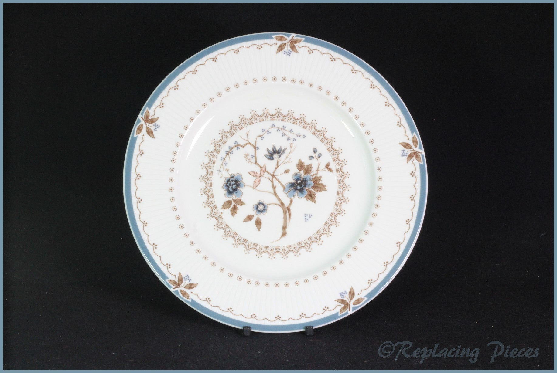 "Royal Doulton - Old Colony (TC1005) - 6 5/8"" Side Plate"