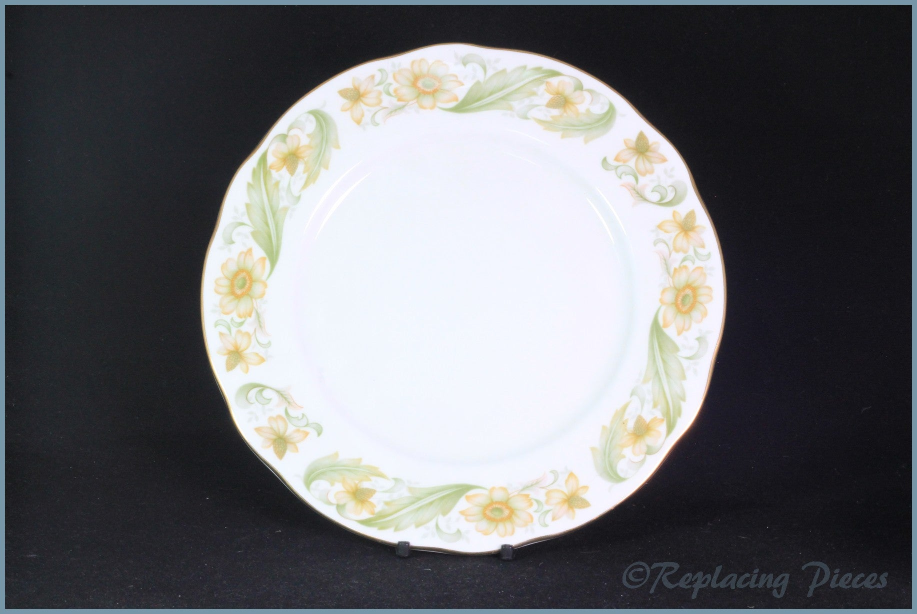 "Duchess - Greensleeves - 6 1/2"" Side Plate"