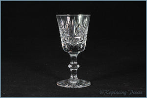 Edinburgh - Star Of Edinburgh - Port Wine Glass