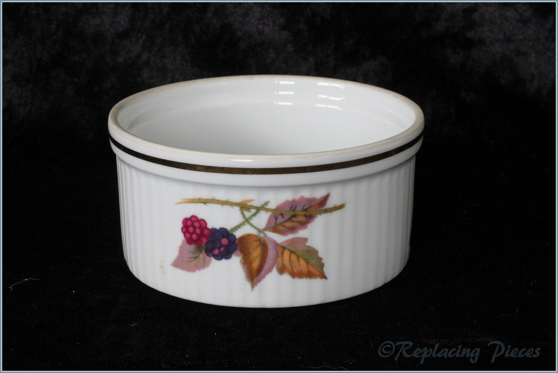 Royal Worcester - Evesham Gold - Ramekin (large)