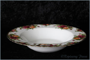 "Royal Albert - Old Country Roses - 9 1/2"" Rimmed Bowl"
