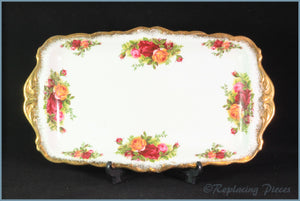 Royal Albert - Old Country Roses - Sandwich Tray