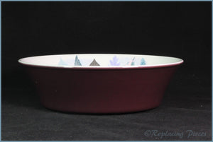 "Portmeirion - Dusk - 11"" Serving Bowl"