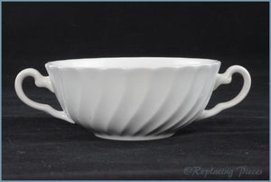 Johnson Brothers - Regency White - Soup Cup