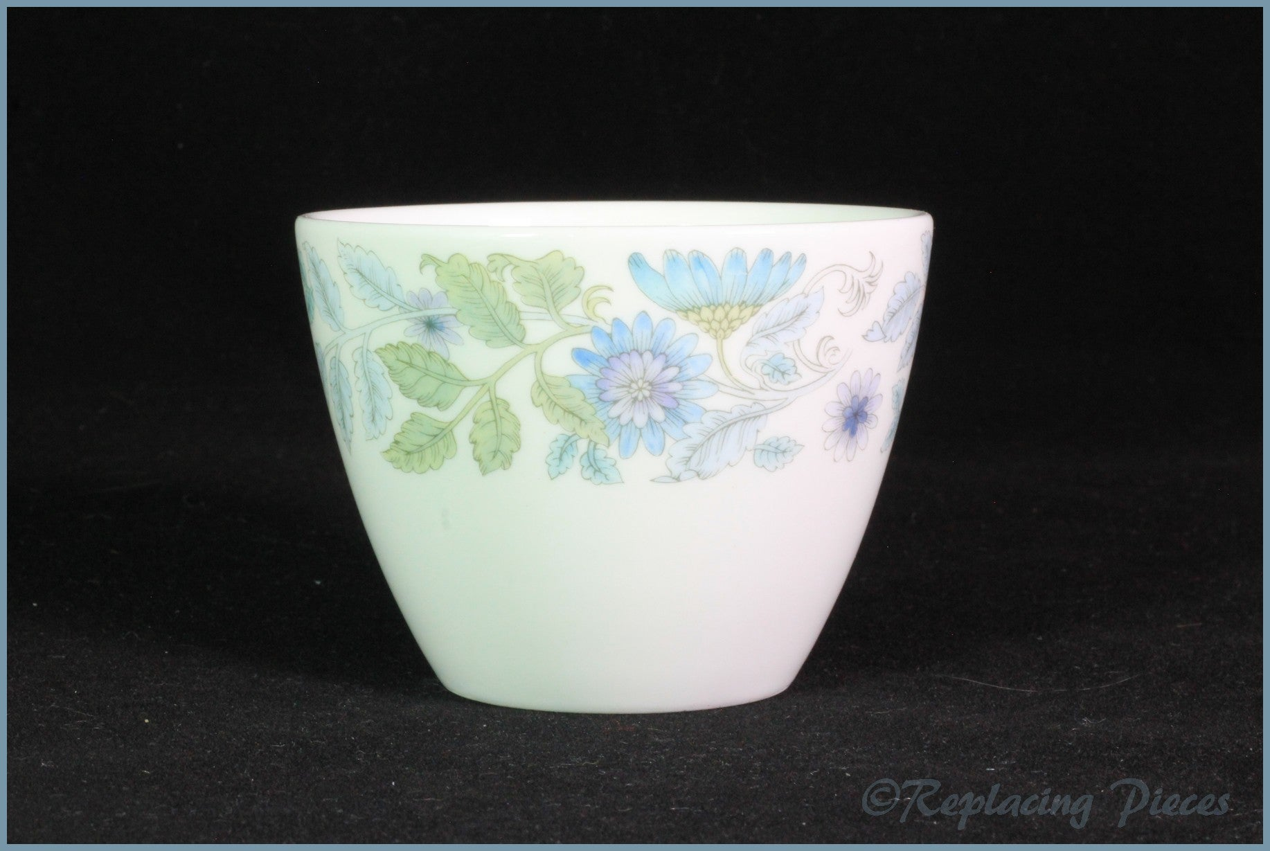 Wedgwood - Clementine (Plain) - Sugar Bowl (Coffee)