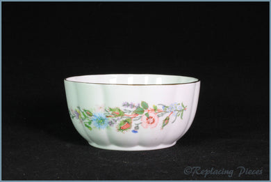 Aynsley - Wild Tudor - Sugar Bowl