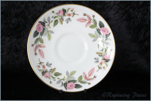 Wedgwood - Hathaway Rose - Tea Saucer