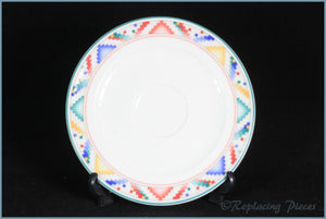 Villeroy & Boch - Indian Look - Tea Saucer