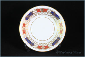 Coalport - Marlborough - Tea Saucer (Straight Sided)