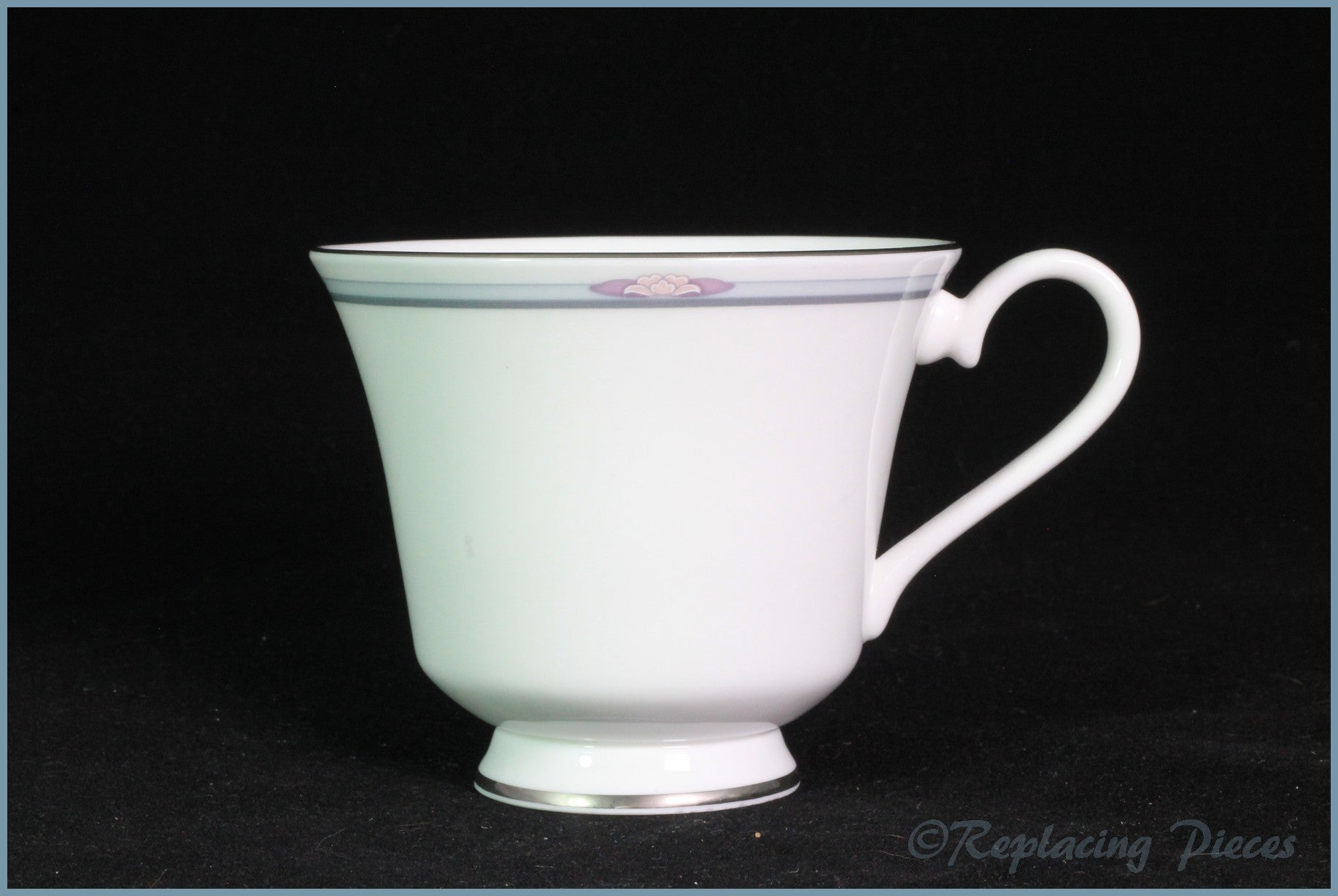 Royal Doulton - Simplicity (H5112) - Teacup (Footed)