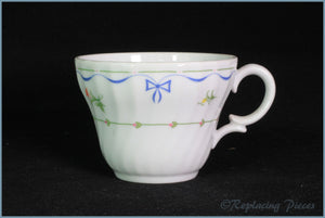 Royal Worcester - Ribbons & Bows - Teacup