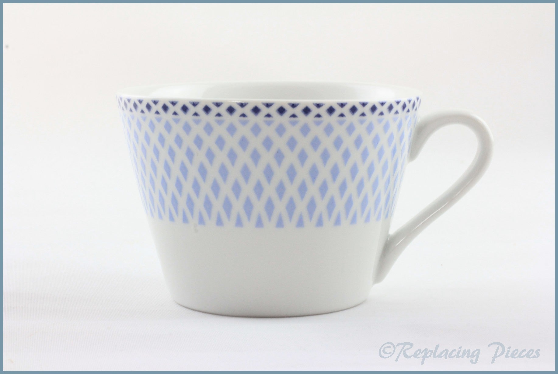 Royal Worcester - Azure - Teacup