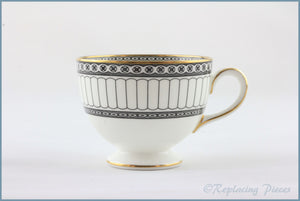 Wedgwood - Colonnade (Black) (R4340) - Teacup