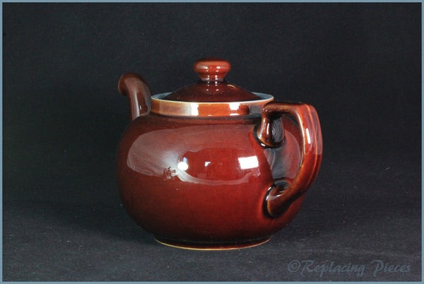 Denby - Homestead Brown - 2 1/4 Pint Teapot