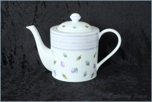 Marks & Spencer - Berries And Leaves - Teapot