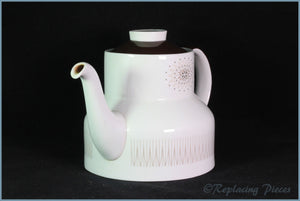Royal Doulton - Morning Star (TC1026) - 2 Pint Teapot