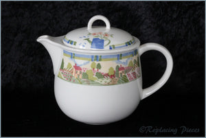 Johnson Brothers - Meadow Brook - Teapot