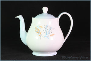 Queen Anne - Glade - Teapot