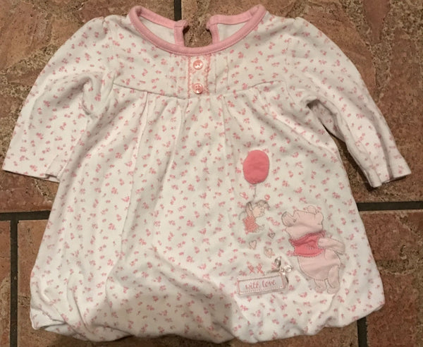 Used George baby girls dress/top 0-3 months - JAB Discount Bargains