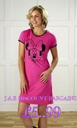 Minnie mouse T-shirt nightdress DY111