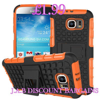 Shockproof Hybrid Tough 2 Layer Phone Case for samsung A3 - JAB Discount Bargains