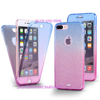 360° Silicone Protective Case Cover For Apple iPhone - JAB Discount Bargains