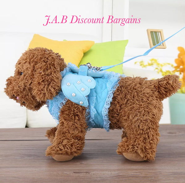 Adjustable Pet dog Coolfield  Harness coat Set - JAB Discount Bargains