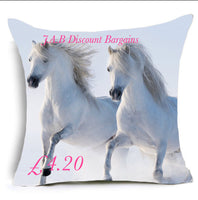Cute design decorative large animal collection polyester  cushion covers - JAB Discount Bargains