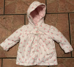 George baby girl reversible jacket 3-6 months - JAB Discount Bargains
