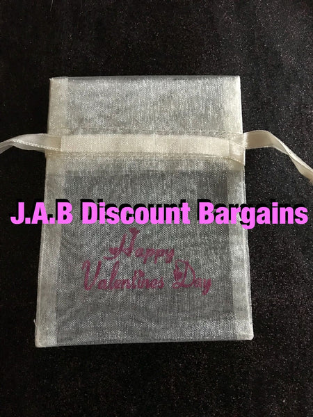 Gift pouch for jewellery - JAB Discount Bargains