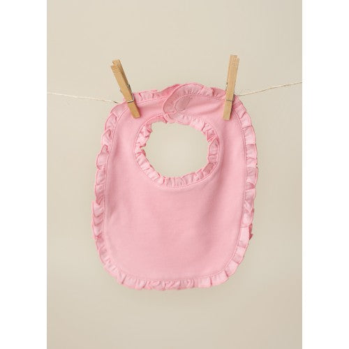 Embroidered Cloth Bib