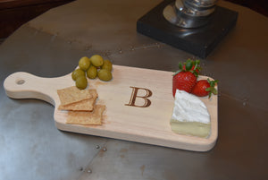 Slogan Bread Board - Custom