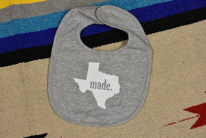 Baby Bib with Saying