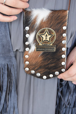 Rodeo Badge Holder With Pocket