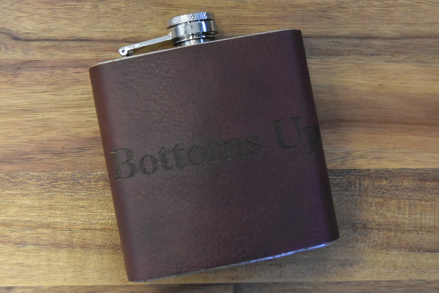 Bottoms Up Flask