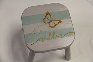 Personalised Baby Stool