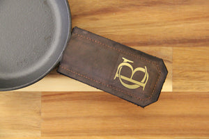 Leather Skillet or Pot Holder