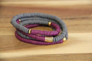 Kate Wraparound Bracelet