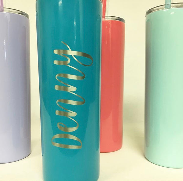 Insulated Skinny Tumbler - 20oz