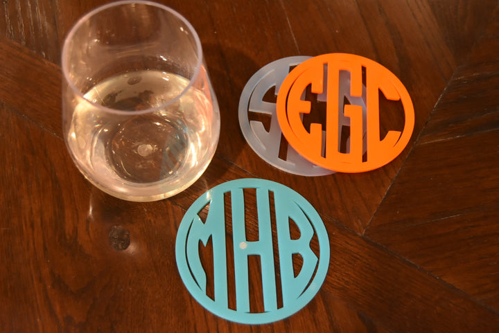 Coaster - Acrylic Personalized
