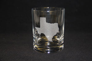 Texas Lowball Set Of 4