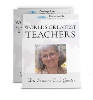 World's Greatest Teachers - Dr. Susanne Cook-Greuter